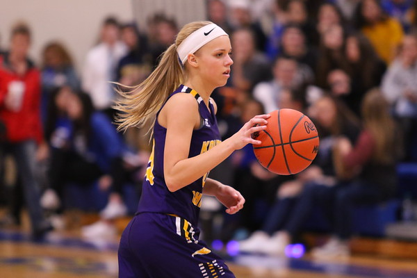 Basketball Girls Varsity vs. Lawton - KCHS - 1/19/18