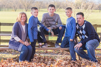 The Castellow Family | Fall Family Session