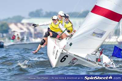 US Sailing Women's Match Race Champs