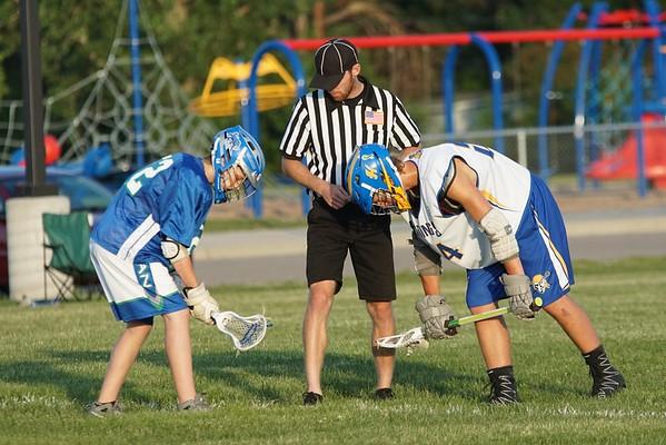 Eagan V Hastings Lacrosse 2016 Summer