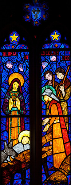 Saint-Pierre-de-Cormeilles - The Nativity