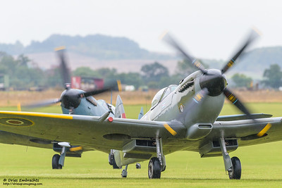 Duxford 'Battle of Britain' Air Show 2018