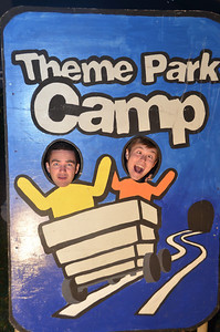 Theme Park Camp 2013