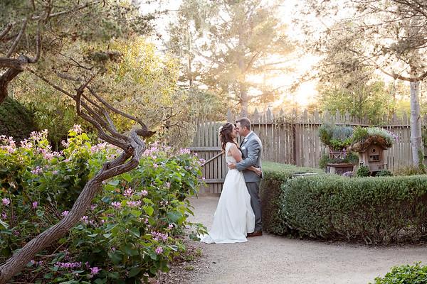 Cambria Garden Wedding