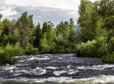 Middle Provo River Utah June 20,2019