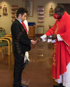 2020-09-19 HF 1st Holy Communion 10AM