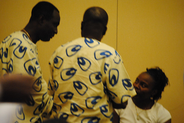 African Eucharistic Congress - Day 3: August 5, 2012