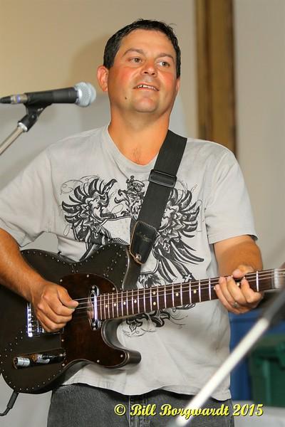 Billy Ringo - Tracy Millar - Bev Munro at Sands 014
