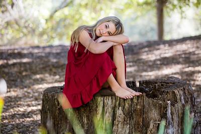 Katlyn Senior Photos 2020