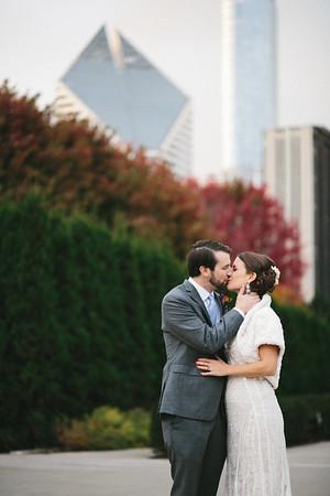 Wedding Party / Kassandra & Brian Portraits