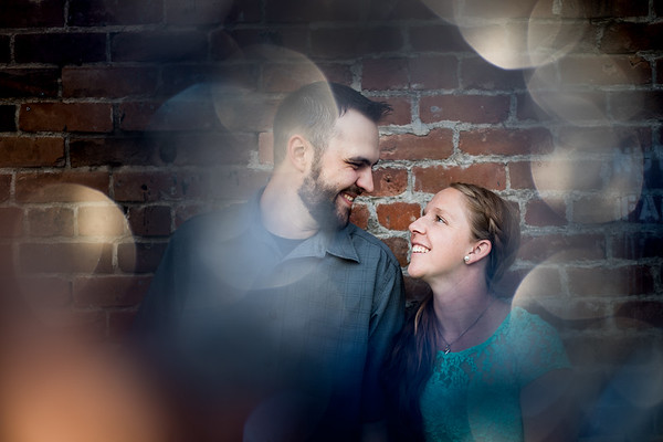 Hannah and Jesse | Downtown Prescott Engagement