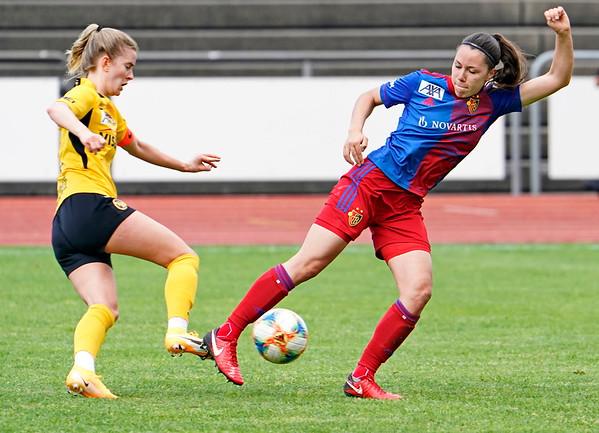 FC Basel 1893 Frauen - YB-Frauen / 1:3 / 2. Mai 2021