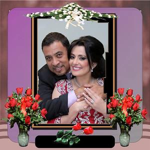 Yousof jan weds Hamida jan