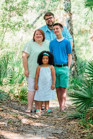 2021.05.24 - Lyons Family Session , Sleeping Turtle Preserve, Venice, FL