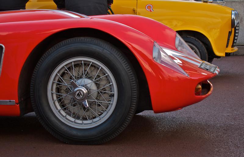 1957 Škoda 'Red Racer'