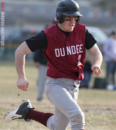 Dundee Baseball 4-10-14