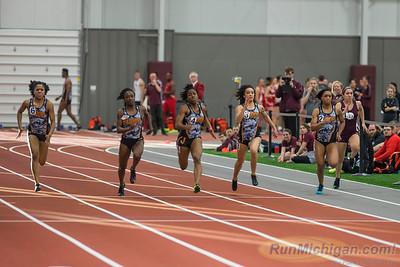 WHAC Indoor 2016 - 60 Meter Dash Women