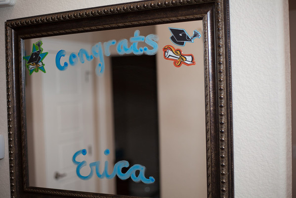 Erica's Graduation Party