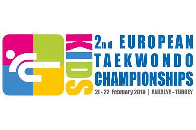 2016 European Kids Championships