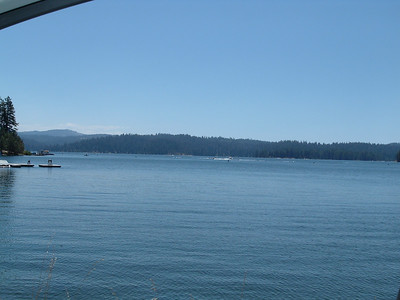 Shaver Lake and Surrounding Areas