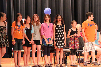 6th Grade Willink Awards 2012