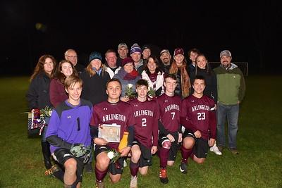 A Senior Moment…AMHS Boys Varsity Soccer photos by Gary Baker
