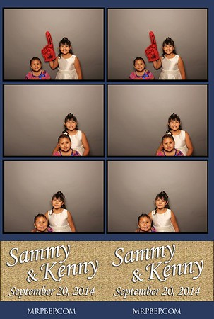 Samantha & Kenny   September 20th 2014