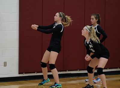 Tinity Volleyball 9-28-17