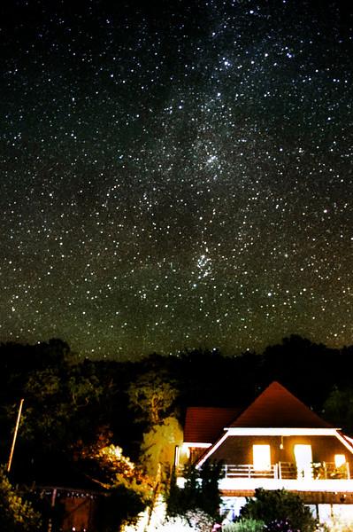 Milxchstraße Sternbild Perseus