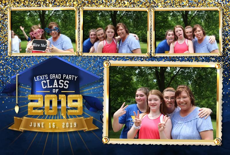 Lexi's Grad Party