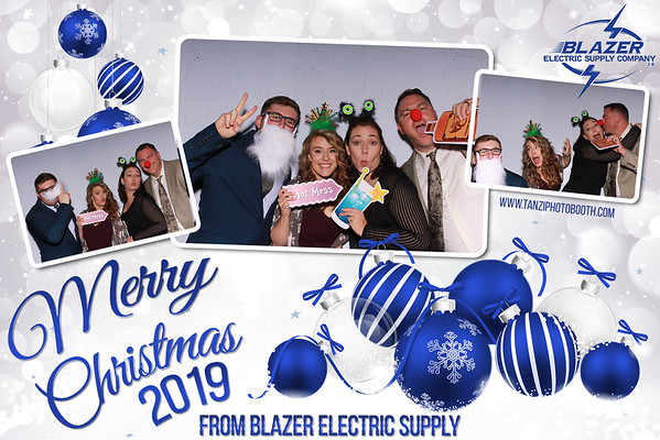 Blazer Electric - Christmas Party - 2019