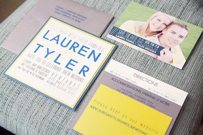 Lauren+Tyler's Wedding