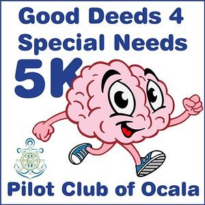 2016.04.16 Good Deeds 4 Special Needs 5K