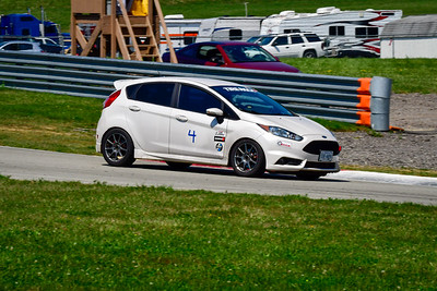 2021 SCCA Time Trials White Cars