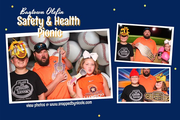 Olefin Safey & Health Picnic 9.9.18