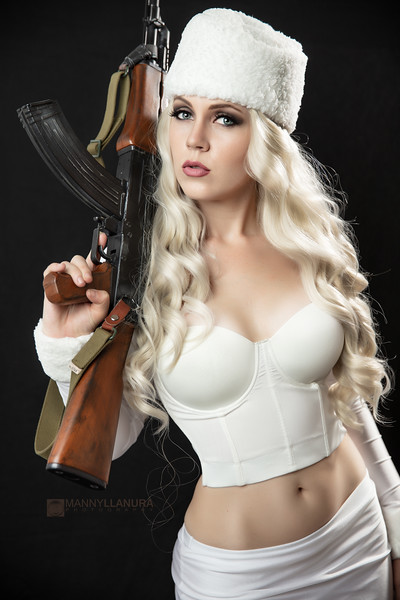 Katya Kazanova by Genevieve Marie