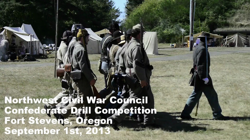 Drill Competition 2013 - Part 3 - 4th Texas.mov