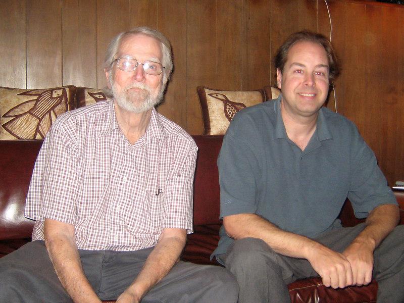 Jim and John 03:03:2007  1.JPG