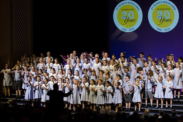 St Peter's Woodlands Concert 2019