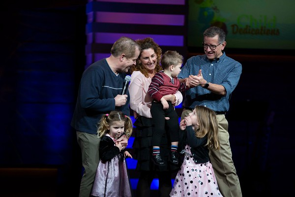 Child Dedications 2019