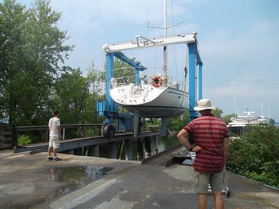 Lac Champlain 2016