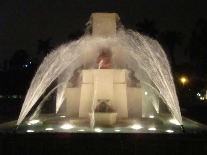 Fountain Park statues.JPG