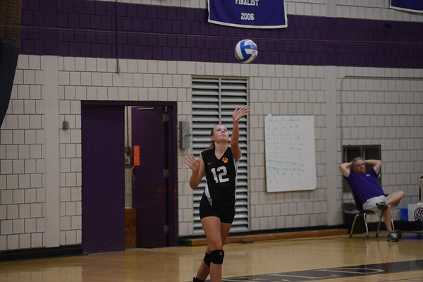 Lee volleyball tops Pittsfield - 091119