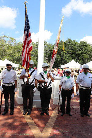 2021 Memorial Day Flag Ceremony
