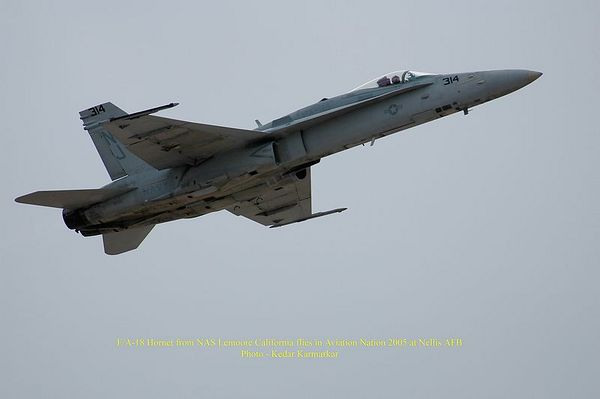 Aviation Nation 2004 @ Nellis AFB