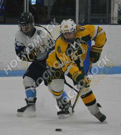 Franklin - King Philip Girls Hockey 2-14-18