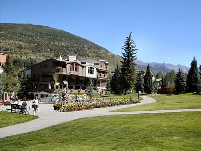 3 days in Colorado September 2003