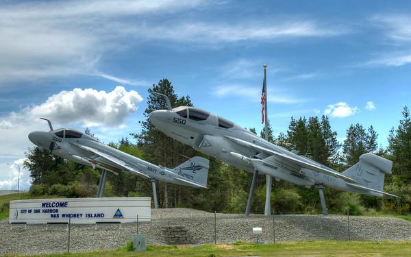Naval Air Station, Whidbey Island, WA