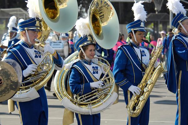 Oxnard High School Field Competition