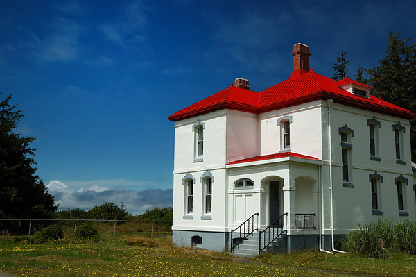 North Head Lighthouse - Aug 8th, 2010